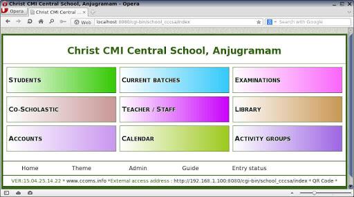 Christ CMI Central School