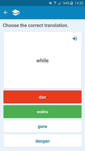 Indonesian-English Dictionary screenshot 4