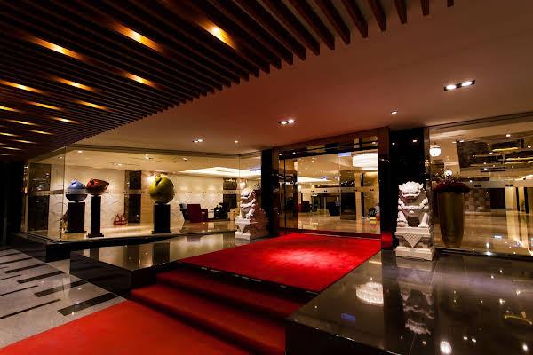 Golden Pacific Hotel