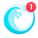 Water tracker. Hydration reminder & Drink water icon