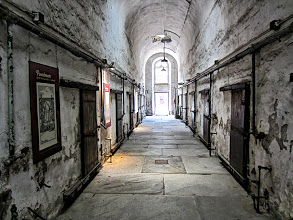 Photo: Eastern State Penitentiary - Philadelphia