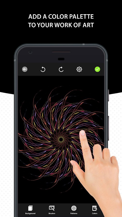 Doodle Art: Magic Drawing App- screenshot