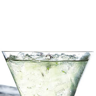 Cucumber-Aloe Cocktail.