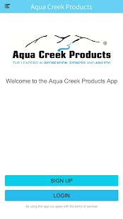 Aqua Creek Products- screenshot thumbnail