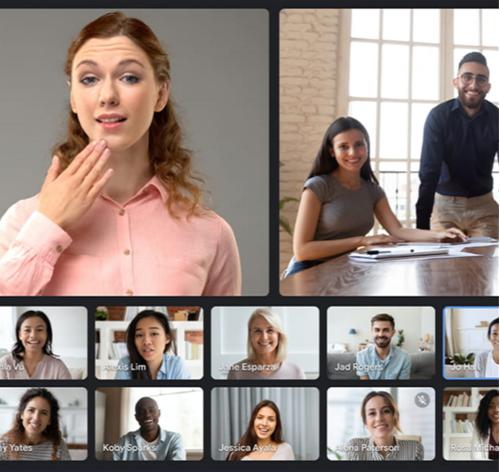 Immersive, Inclusive, Productive Google Meet