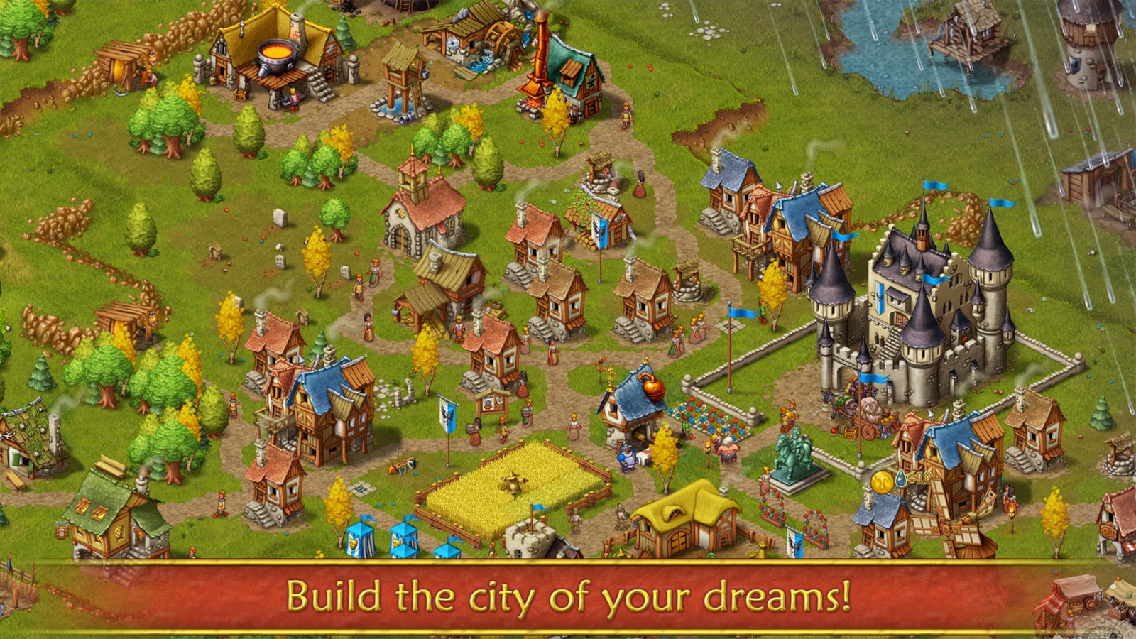 Townsmen Android Apps On Google Play