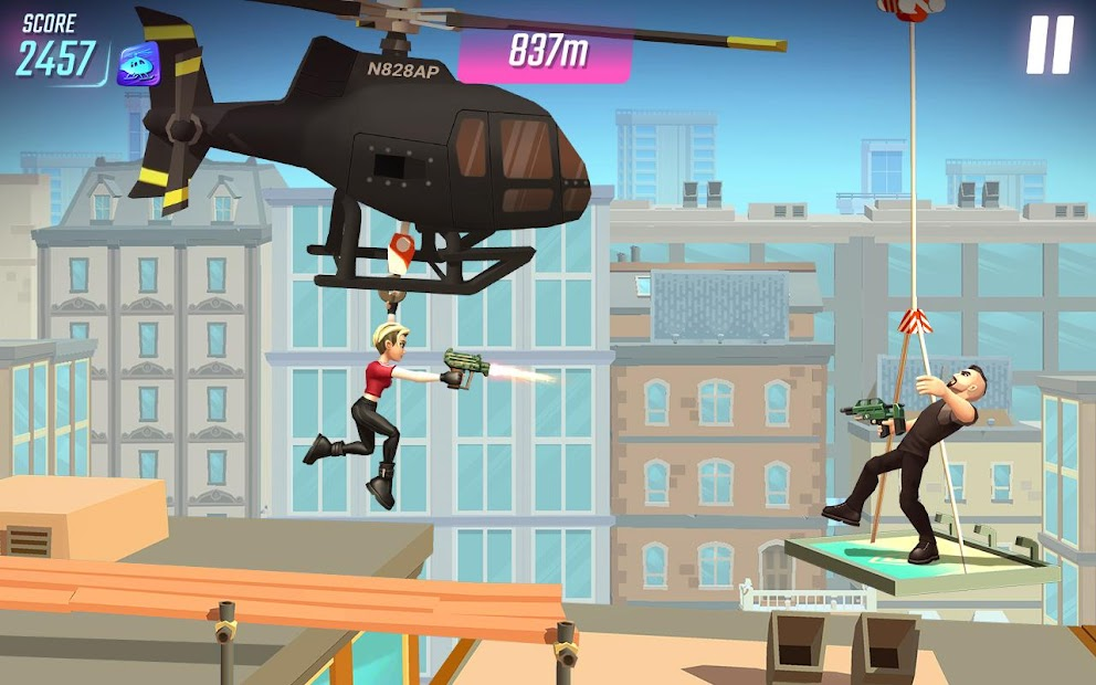 Charlie's Angels: The Game Android App Screenshot