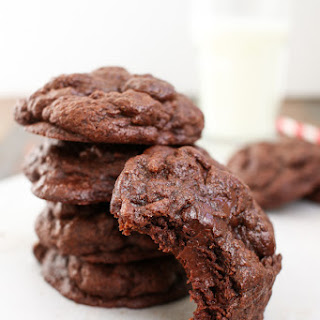 Cinnamon Double Chocolate Cookies