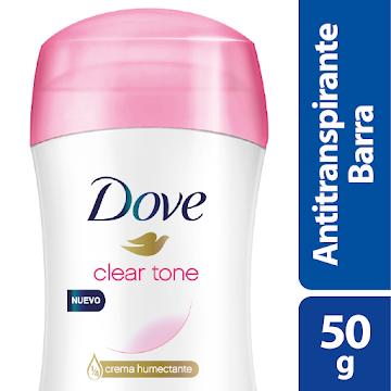 Desodorante DOVE Clear