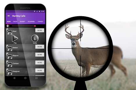 Hunting Calls All in One- screenshot thumbnail