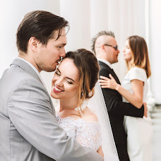 Wedding photographer Elena Sitnova (sitnova). Photo of 04.09.2018