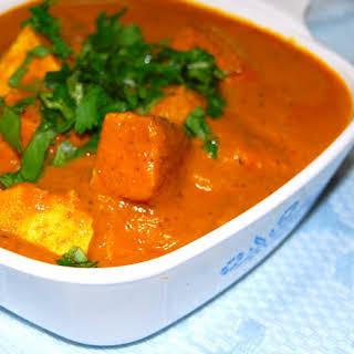 Tofu Makhani.