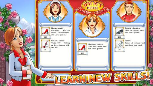 Jane's Hotel 2: Family Hero screenshot 6