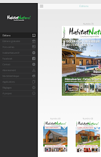 Habitat Naturel- screenshot thumbnail