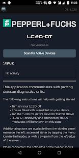 Download Pepperl+Fuchs LC20 Diagnostics For PC Windows and Mac apk screenshot 1