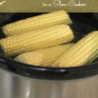 How to Cook Corn on the Cob in a Slow Cooker.
