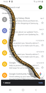 Snake on Screen Hissing Joke – iSnake apk 2
