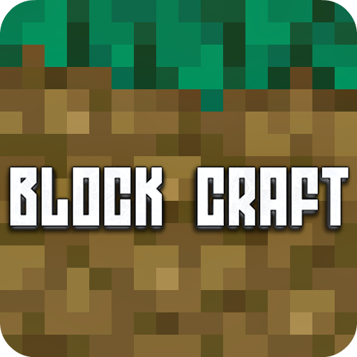 Block Craft World 3D