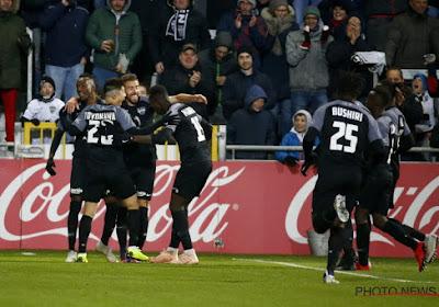 Trois joueurs réintègrent la sélection d'Eupen contre le Cercle de Bruges