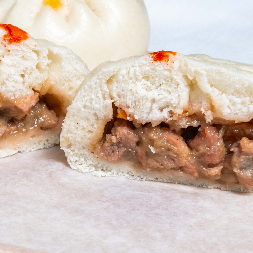 Roast Pork Bao