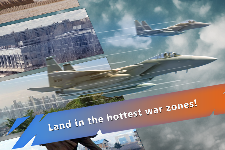 WARZONE! Emergency Landing- screenshot