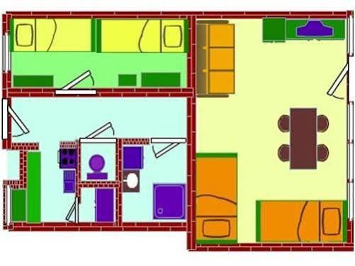 Bronson Apartman