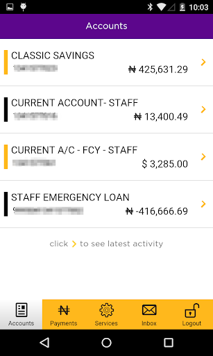 FCMB Mobile Plus  screenshots 2