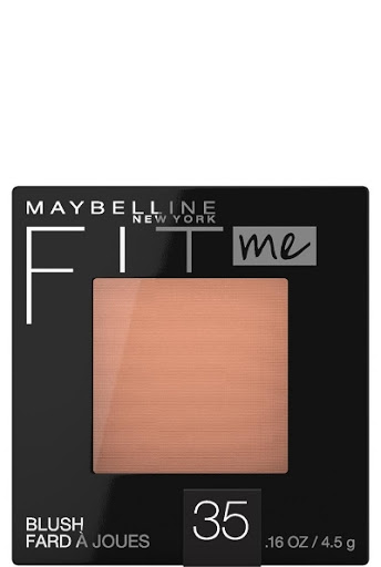 rubor maybelline fit me coral