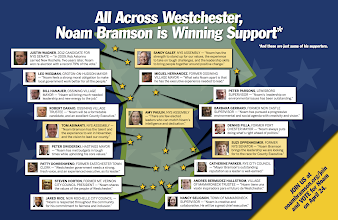 Photo: Bramson Endorsements 2013