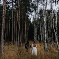 Wedding photographer Damian Dombrowski (damiandombrowsk). Photo of 20.10.2016