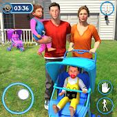 Tải Virtual Mommy New Born Twins Baby Care Family Fun APK