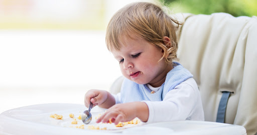 Feeding Eggs To Your Baby Doesn't Have To Be Scary — Here's Why