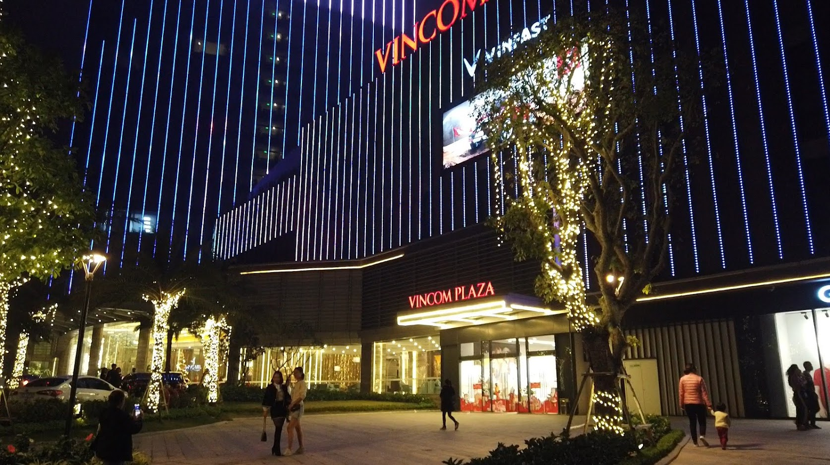 Review khu ăn uống tại Vincom Plaza ở Hải Phòng 1