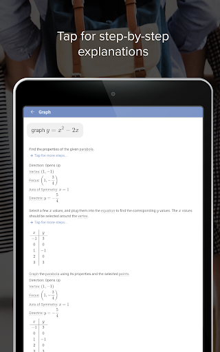Mathway screenshot 10
