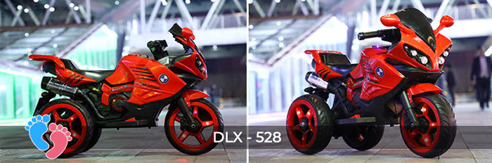 xe moto dien cho be DLX-528 3