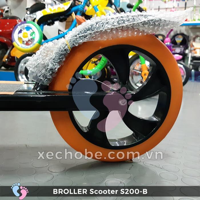 Xe trượt Scooter 2 bánh Broller S200B 8