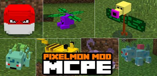 Pixelmon Mod For Minecraft Apps On Google Play - Minecraft spielen poki