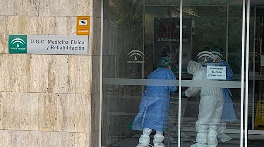 Ya hay 22 sanitarios almerienses que han dado positivo en coronavirus