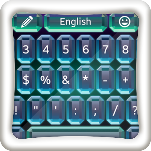 GO键盘钻石 個人化 App LOGO-APP開箱王