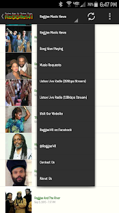 Reggae141.com- screenshot thumbnail