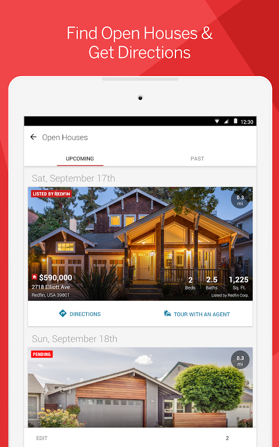 Redfin Real Estate- screenshot