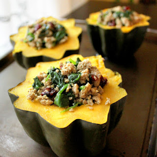 Acorn Squash Ground Turkey Recipes.