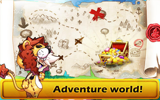 WIND runner adventure- screenshot