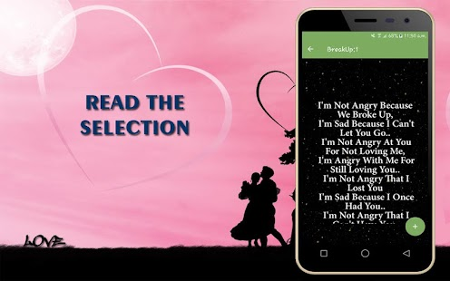 2018 LOVE SMS MESSAGES (ROMANTIC+STATUS+POETRY) - Android Apps on ...