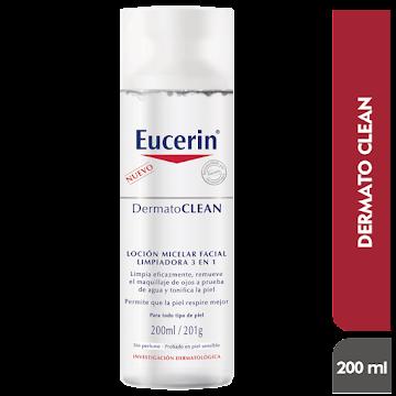 DermoClean Eucerin   Loción Micelar x200ml