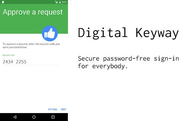 Digital Keyway Plugin