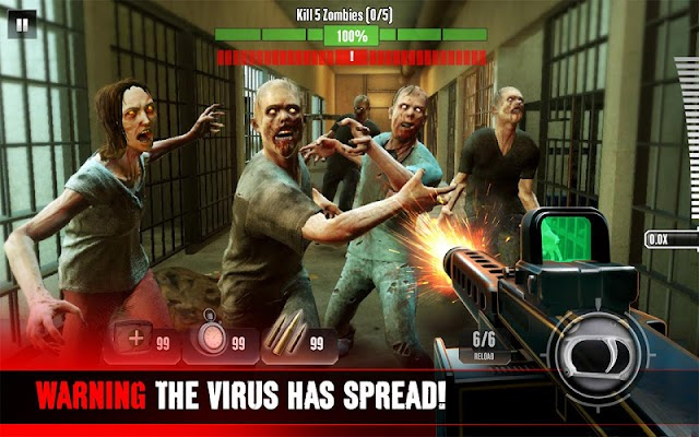 Kill Shot Virus- screenshot