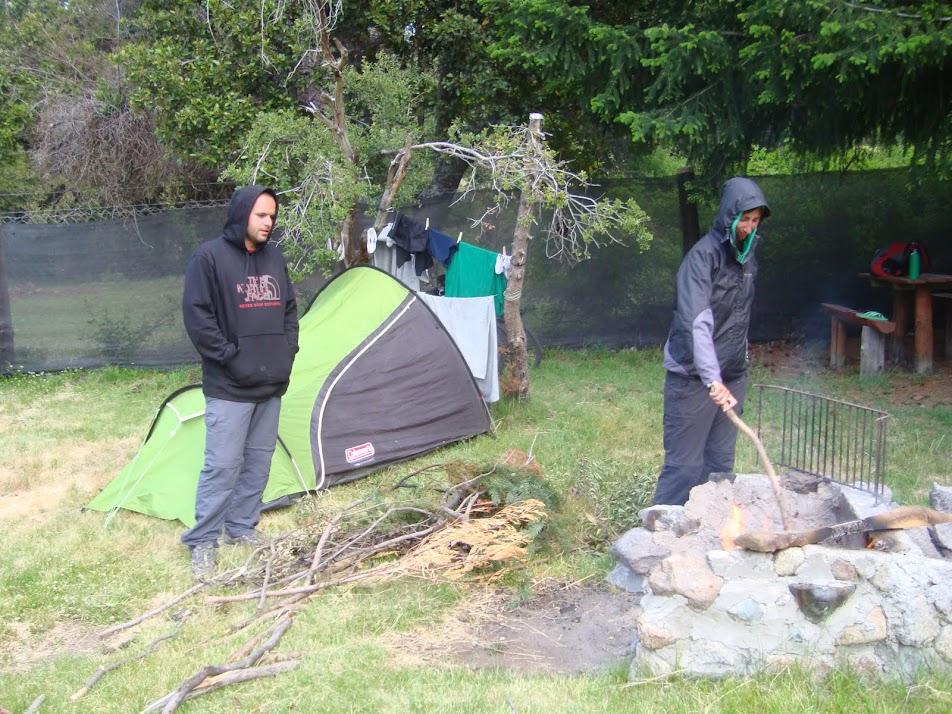 Camping Villa Traful
