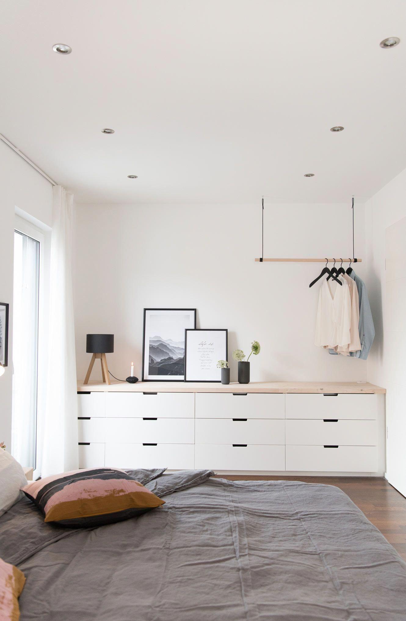 Nội thất phòng ngủ hiện đại đơn giản 1