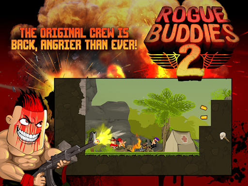Rogue buddies 2 1.1.0 gameplay | by HackJr.Pw 1